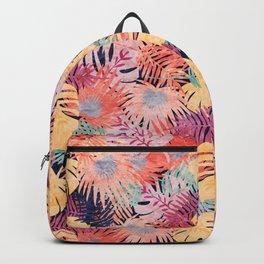 Tropical Leaves #05 Backpack
