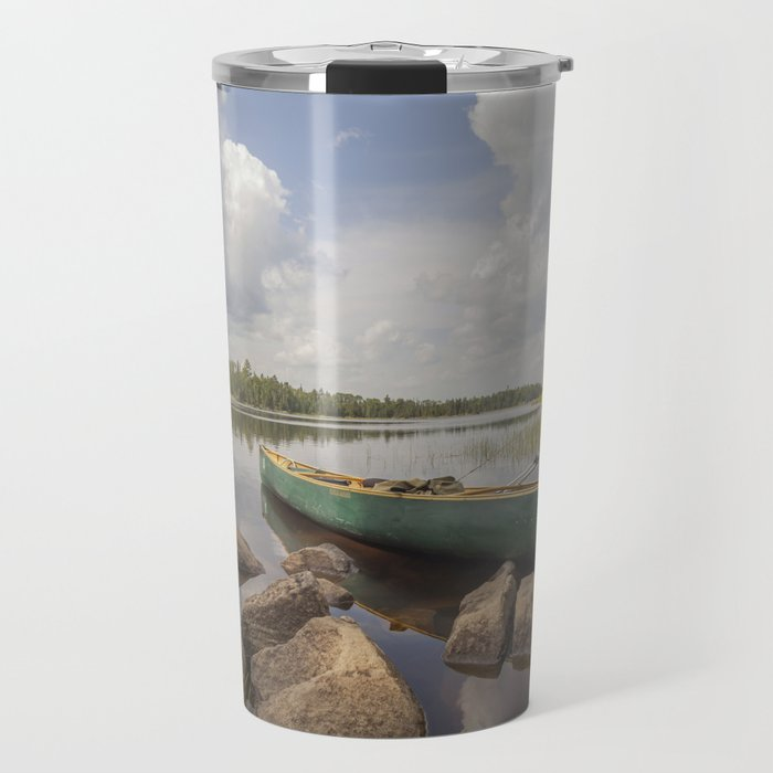 Perfect Boundary Waters Day Travel Mug