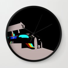 M3 DTM Wall Clock