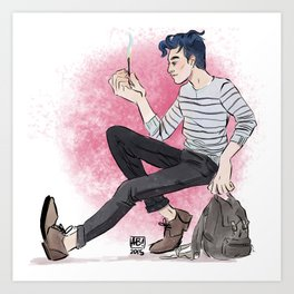 This Boy Art Print