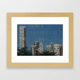 Chicago Perspective Framed Art Print