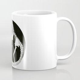 T-Rex Skeleton Coffee Mug