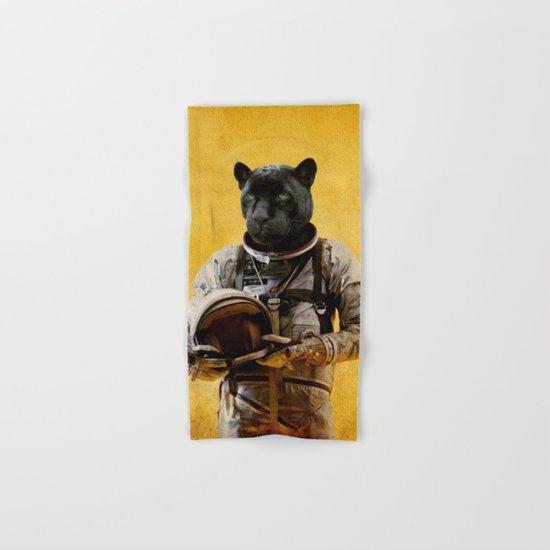 Space Jag Hand & Bath Towel