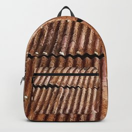 Rusty Roof Backpack