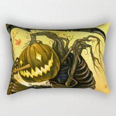 Autumn Harvester Rectangular Pillow