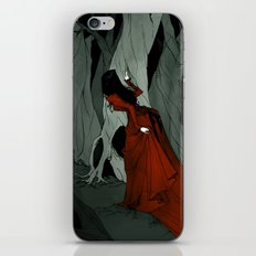 Snow White Lost in the Woods iPhone Skin
