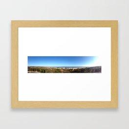 Cape Henelopen  Framed Art Print
