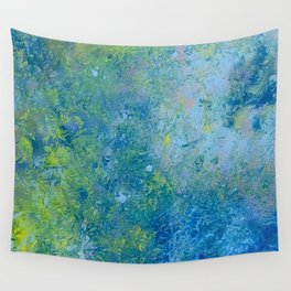 Earth Day Wall Tapestry