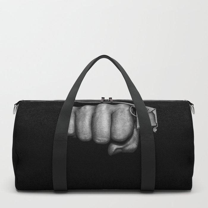 Violent acts Duffle Bag