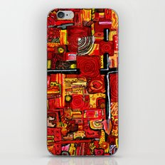 Ketchup and Mustard iPhone & iPod Skin