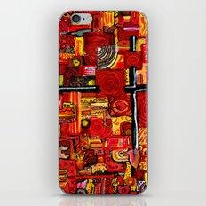 Ketchup and Mustard iPhone Skin