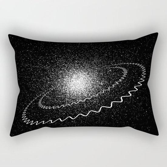 S.E.T.I. Rectangular Pillow