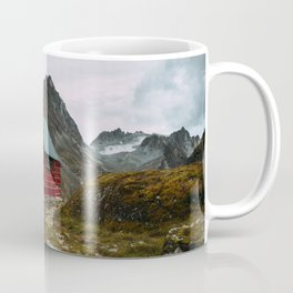 The Mint Hut in Hatcher Pass, Alaska Coffee Mug
