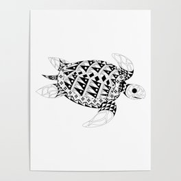 Ms. Turtle Poster