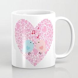 Love Birds Coffee Mug