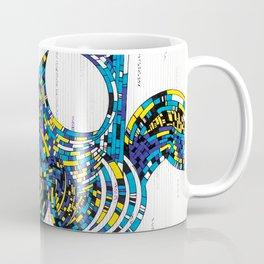 Code Blew Coffee Mug