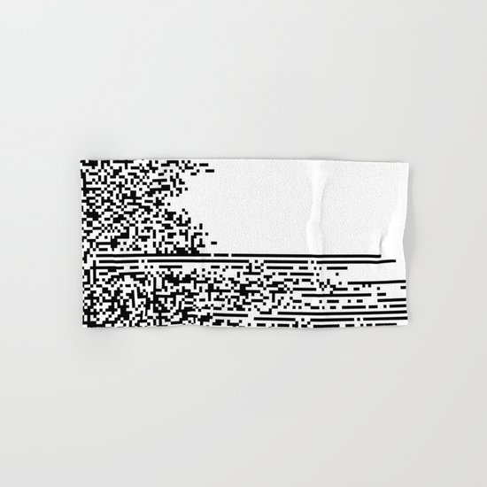 QR-antine V 0.2 Hand & Bath Towel