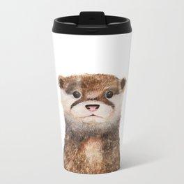 Little Otter Metal Travel Mug