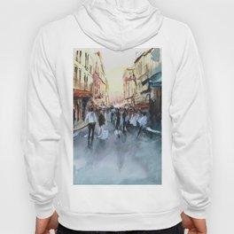 PARIS Street - Painting Hoody