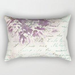 je vais bien Rectangular Pillow