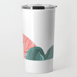 Thoughtful Mermaid Travel Mug
