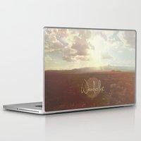 wanderlust Laptop & iPad Skins featuring Wanderlust by Ed Burczyk