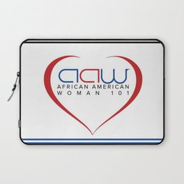 African-american woman101.com Laptop Sleeve