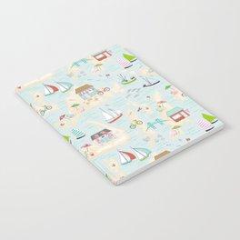 Summer On The Islands Notebook