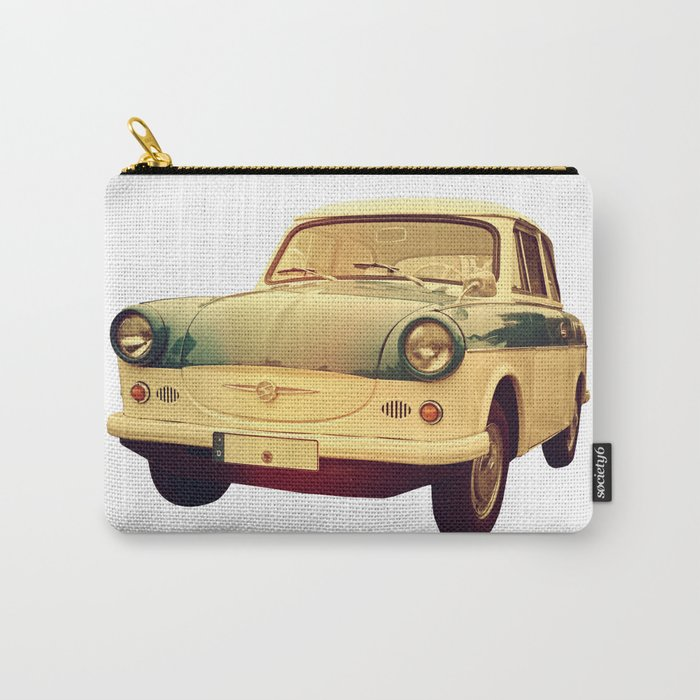 Vintage car Carry-All Pouch