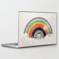rainbow Laptop & iPad Skins featuring Rainbow Classics by Florent Bodart / Speakerine