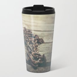 The chained boy Travel Mug