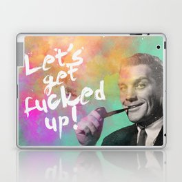 Let's get F'd up! Laptop & iPad Skin