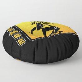Djembe Drum African Bongo Congas Music Floor Pillow