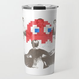 Medium Difficulty Travel Mug
