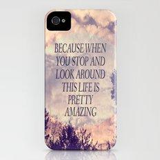 Pretty Amazing  Slim Case iPhone (4, 4s)