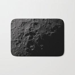Moon Craters Bath Mat