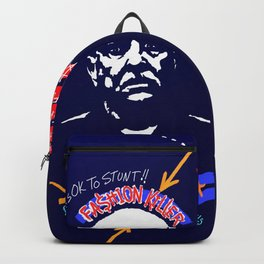 The Fashion Teacher Backpack