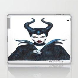 Maleficent Drawing Laptop & iPad Skin