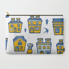 Lisbon houses Carry-All Pouch
