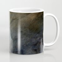 imagerybydianna Mugs featuring pleroma series; within by Imagery by dianna