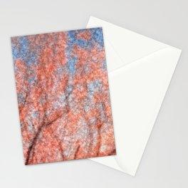 Velvet Cherry Blossom Dream Stationery Cards