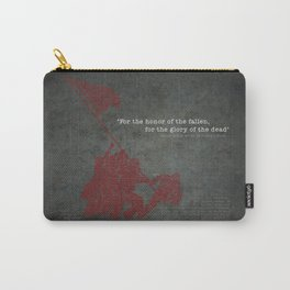 Iwo Jima Carry-All Pouch