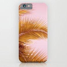 Rose Gold Tropics Slim Case iPhone 6s