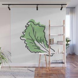 Lettuce Wall Mural