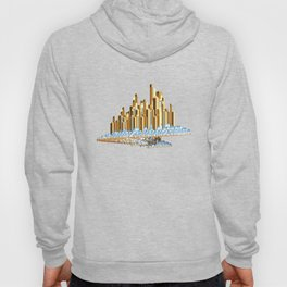 City In The Clouds Hoody