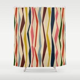 Bloomsbury Stripe Shower Curtain