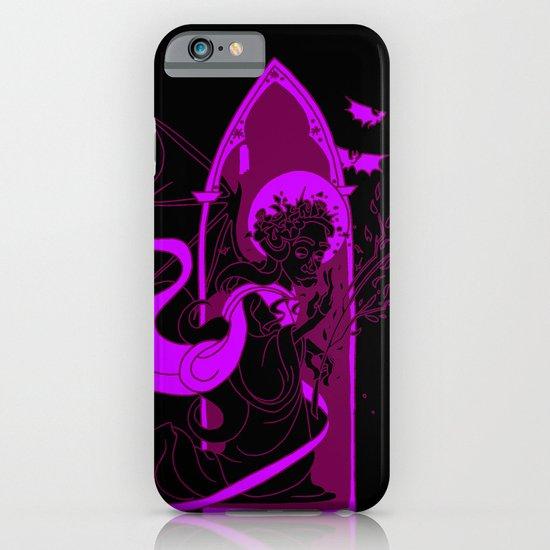 Beati Vespertilionem: Violet iPhone & iPod Case