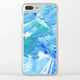 Acrylic Reef [Square] Clear iPhone Case