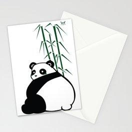 Big Butt Panda Stationery Cards