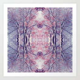 The Enchanted Forest No.2 Art Print